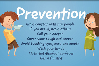 flu graphic